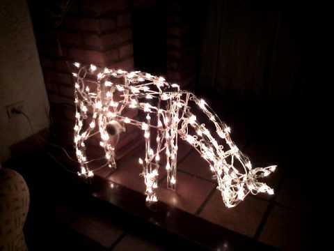 Renos m viles de navidad youtube - Renos de navidad con luces ...
