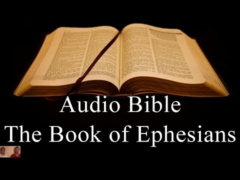 The Book of Ephesians  - NIV Audio Holy Bible - High Quality and Best Speed - Book 49