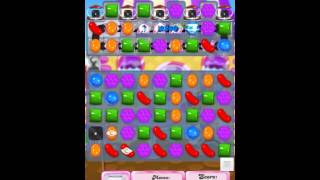 Candy Crush Level 1265 First Mobile Version