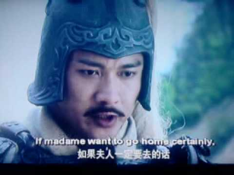 Zhao Yun vs Sun Shang Xiang in Three Kingdoms Episode 62 (2010) English Subtitles