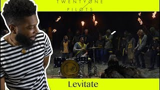 Twenty One Pilots - Levitate | Reaction