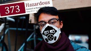 Breathing Hazardous Air Quality at UC Davis