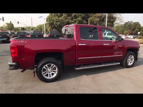 Lithia Chevrolet Redding >> 2018 CHEVROLET SILVERADO 1500 Redding, Eureka, Red Bluff, Chico, Sacramento, CA JG161179 - YouTube