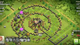 Epictive Home/Base  layout for TH 11