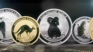 Perth Mint unveils Australia's 2017 gold and silver bullion coin program.