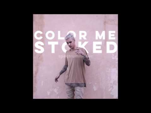 Justin Bieber - Actin' Up  (Color Me Stoked - unreleased )