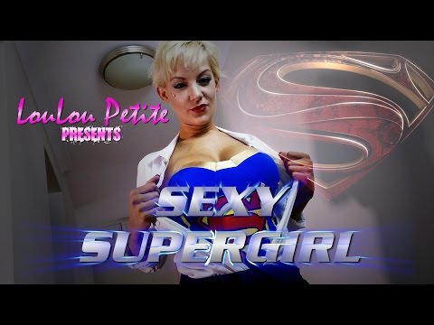 Sexy Supergirl Trailer