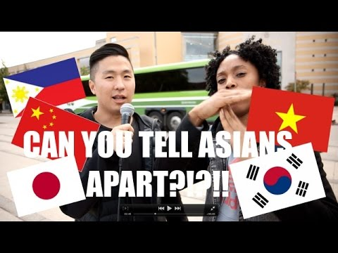 CAN YOU TELL ASIANS APART ?!?! - YORK UNIVERSITY