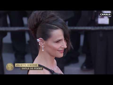 Juliette Binoche : drôle de femme – Reportage cinéma