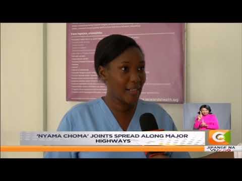 'Nyama choma' culture in Kenya