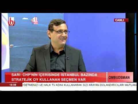 Türkiye'de Seçmen Davranışları / İdris Akyüz ile Ombudsman / 02.12.2018