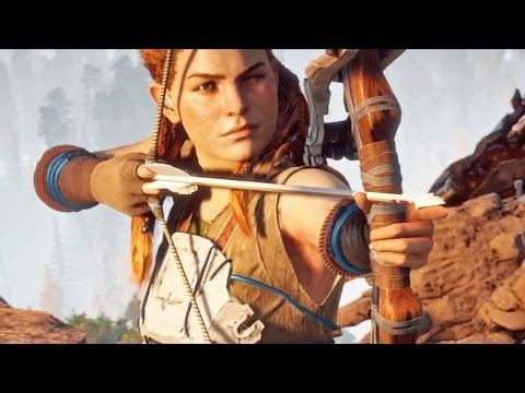 Horizon Zero Dawn #06: A Grande Emboscada - Playstation 4 gameplay