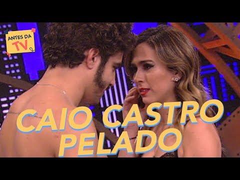 Royal Strip  Tatá Werneck  Caio Castro  Lady Night  Humor Multi