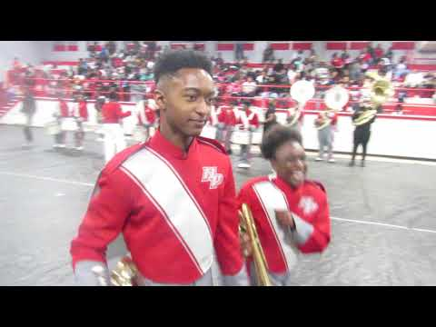 North Panola High School Marching Band | 2019 | 1st Annual Battle Of The Bands Competition |