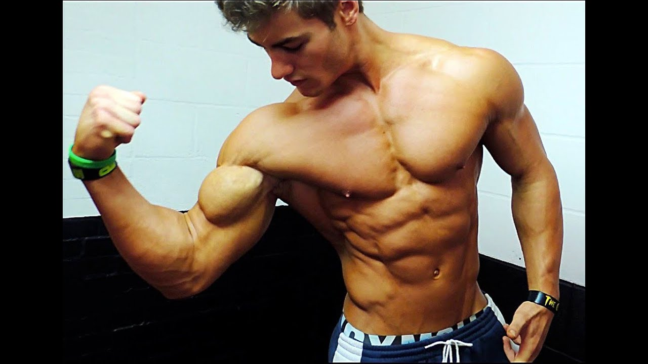Jeff seid chest and triceps