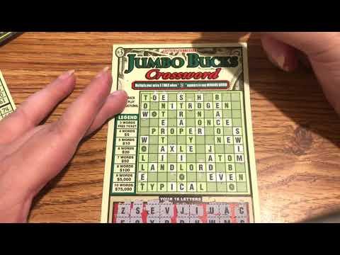 $3 Tuesday Bingo Slingo Crossword