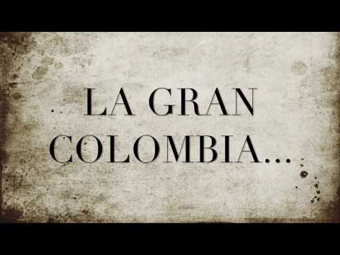 Disolucion De La Gran Colombia Youtube