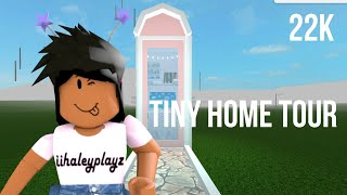 Tiny Home Tour :   Bloxburg