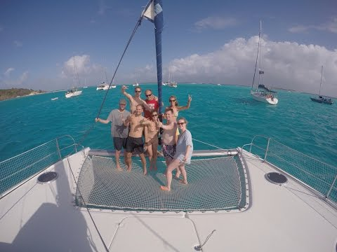 Sailing in the Caribbean & Grenadines (!!! Best vacation ever !!!)