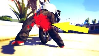 GTA 5 Crazy / Brutal Kill Moments: #1 (Grand Theft Auto V Compilation)