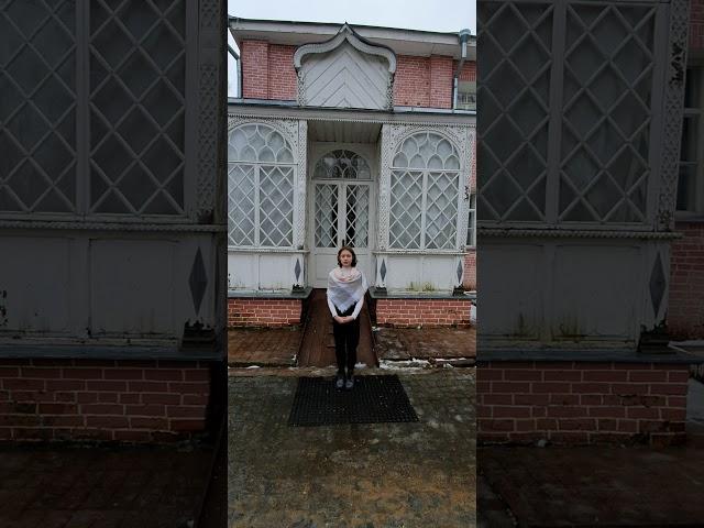 Изображение предпросмотра прочтения – ВасилисаФилимонова читает произведение «Явстретил вас— ивсе былое…» Ф.И.Тютчева