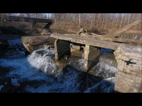 Old Mill Dam Terre Haute Indiana