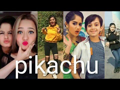Pikachu... Pikachu..dance...😁😁😁 ! Best Of Tik Tok