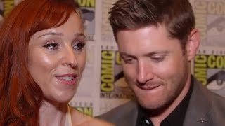 Supernatural Cast Reveal Why Their Fandom Is The Best - Comic Con 2016