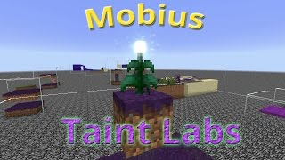 Mobius Taint Labs - Debunking Your Taint - Thaumcraft 1.7.10 v4.2.3.4 - Modded Minecraft