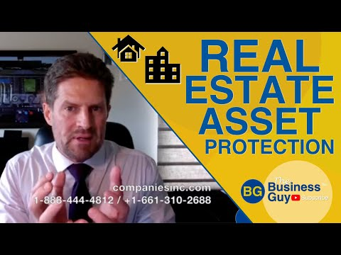 Protecting Real Estate Assets from Creditors and Lawsuits