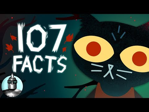 107 Night in the Woods Facts YOU Should Know!   The Leaderboard