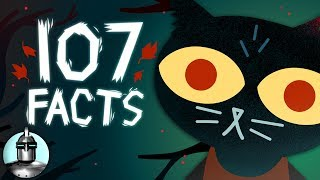 107 Night in the Woods Facts YOU Should Know! | The Leaderboard thumbnail