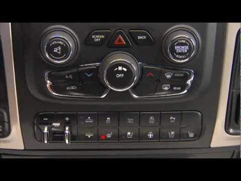 Wiring Diagram 2013 Ram Truck Heated Ventilated Seats Youtube