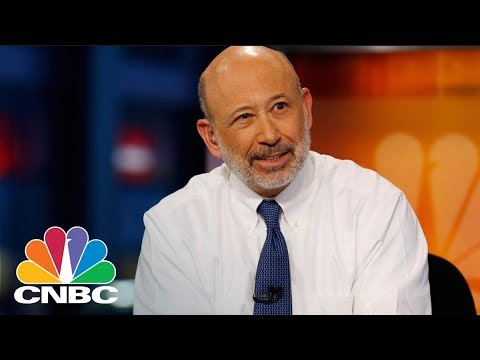 Goldman Sachs CEO Lloyd Blankfein Speaks From Boston College - Thursday March 22, 2018 | CNBC