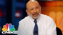 Goldman Sachs CEO Lloyd Blankfein Speaks From Boston College - Thursday March 22, 2018 | CNBC