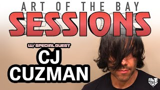 AotB Sessions - CJ Cuzman