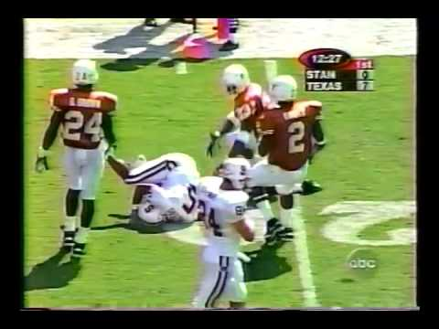 1999 - Stanford @ Texas