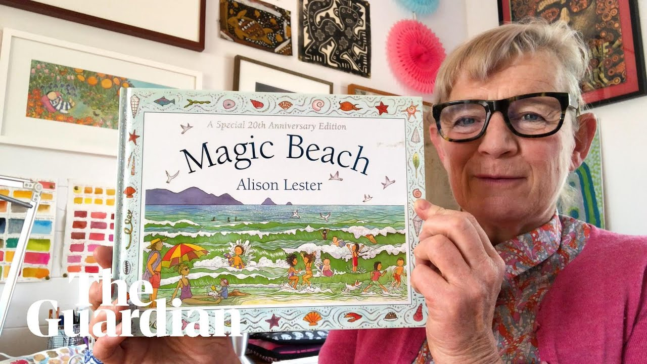 Ask a children's author: Author and illustrator Alison Lester wants to hear your questions