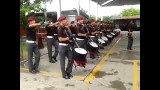 Banda de Guerra Independencia, 3 de Diana, I Copa Independencia