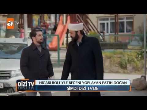 Kertenkele'de Hicabi Karakterini Canlandıran Fatih Doğan'la Röportajımız. - Dizi TV atv