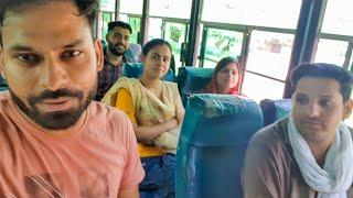 Roadways में सफर (Suffer)🔥🙄 || Swadu Staff Films || Amit Kundu