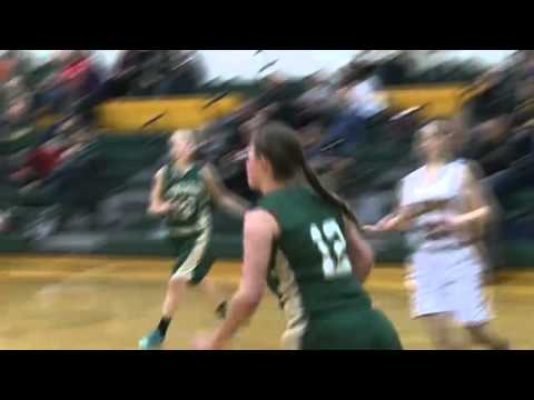 2/25/16 - Girls Basketball - Schaeffer Academy 28, Rushford-Peterson 64