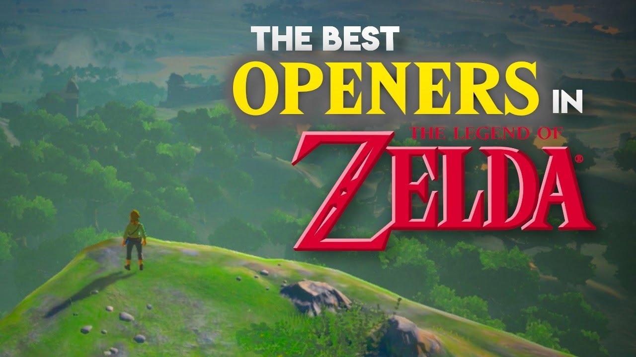 What makes a GOOD Zelda Intro?? [ft. MaskedNintendoBandit]