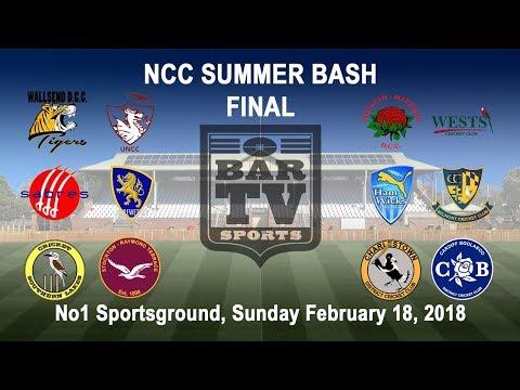 2018 NCC Summer Bash T20 Final - Sea Dragons v Pumas