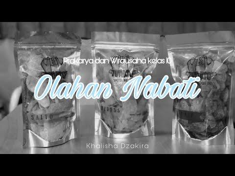 WIRAUSAHA | Olahan Nabati - POTEKTO! (SMAN 8 JKT)