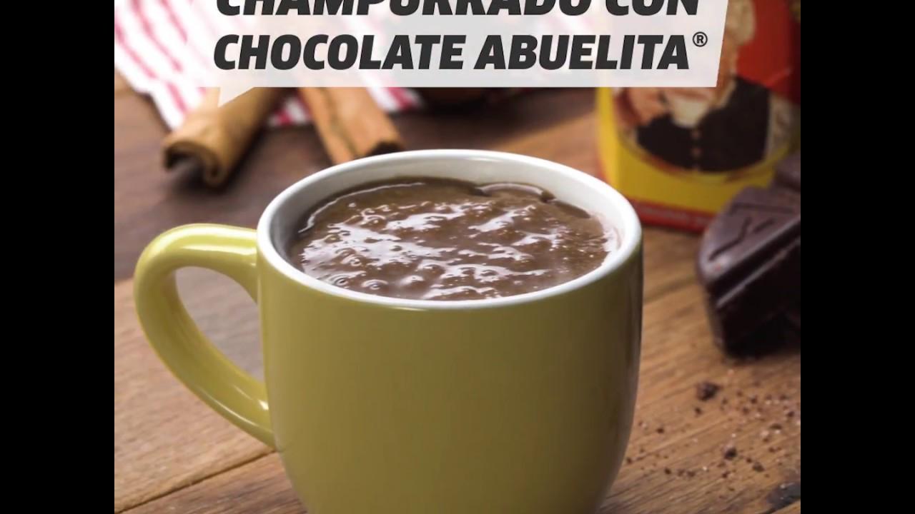 Cómo Preparar Champurrado Con Chocolate Abuelita