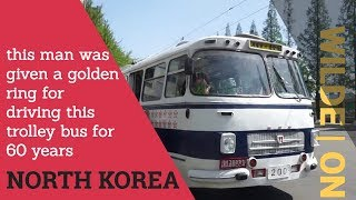 WILDE ON | A NORTH KOREAN TROLLEY BUS RIDE