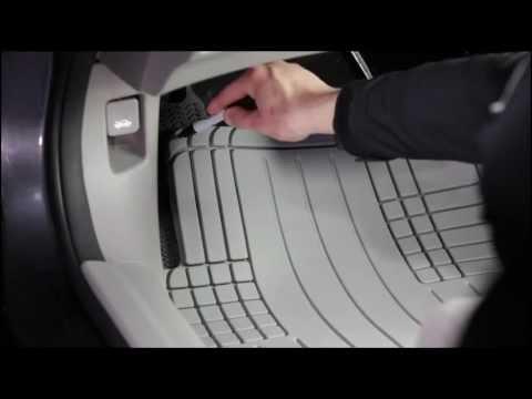 WeatherTech Europe: All-Vehicle Mat Install Video