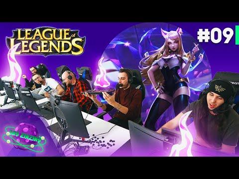 Hugo Détruit Son Clavier Sur League Of Legends | Les Zinzins #09