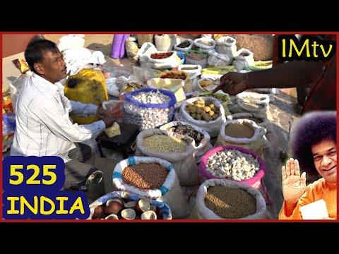 Индия Хватит КЛЯНЬЧИТЬ Идите РАБОТАТЬ. Горы Еды на Ярмарке